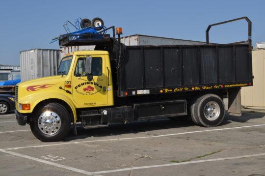 Peninsula Hauling Standard Dump Truck
