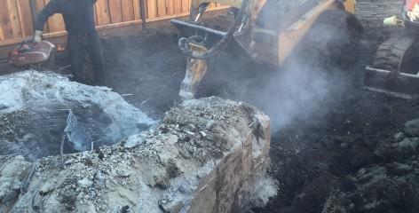 Concrete Demolition Photo