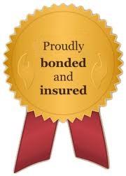 Bonded and Insured Award