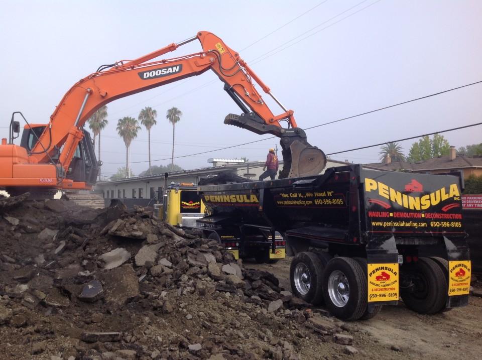 how to get demolition jobs