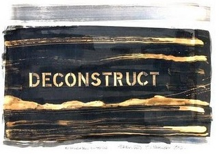 Deconstruction VS Demolition