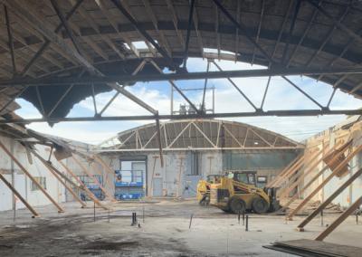 Commercial Demolition – San Carlos