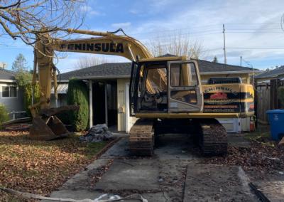 Residential Demolition – San Mateo
